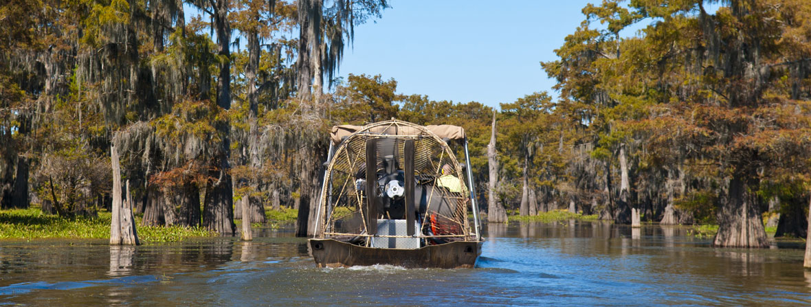 Atchafalaya Airboat Tours